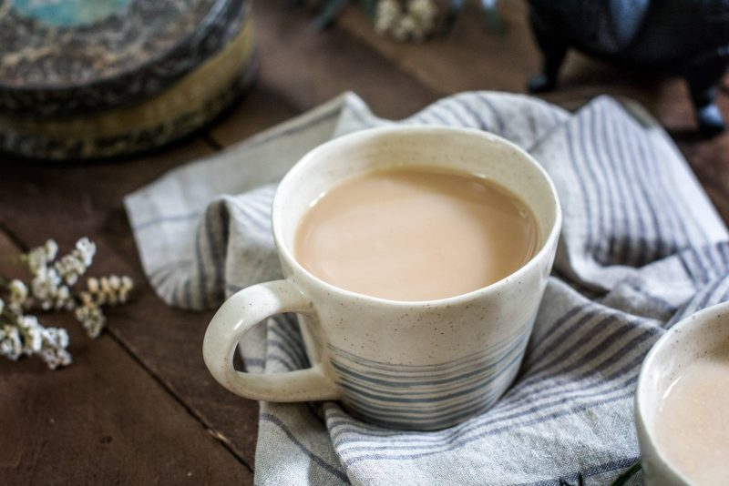 Chai with Whiskey recipe