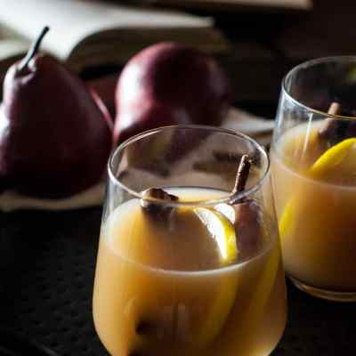 Mulled Pear Cider, Adulting Done Right