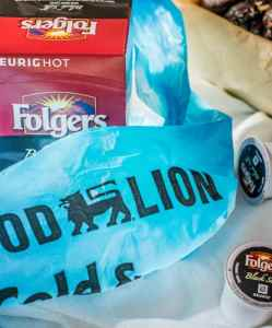 Food Lion and Folgers