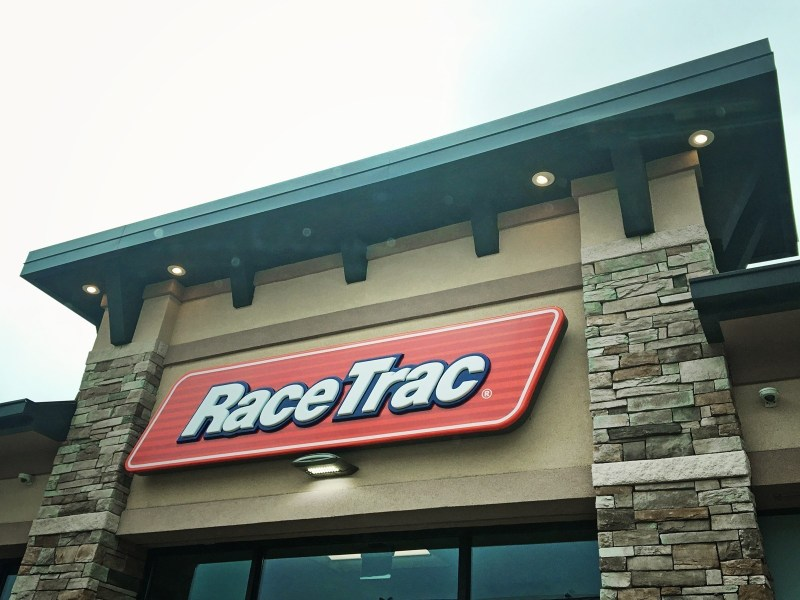 Good Morning @RaceTrac, the perfect way to start your day! #ad