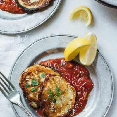 Ricotta Cakes - Vegetarian Recipe