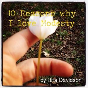 ModestyBlogFlower