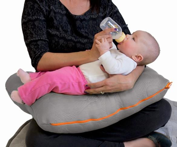 niche feeding pillow nook sleep systems