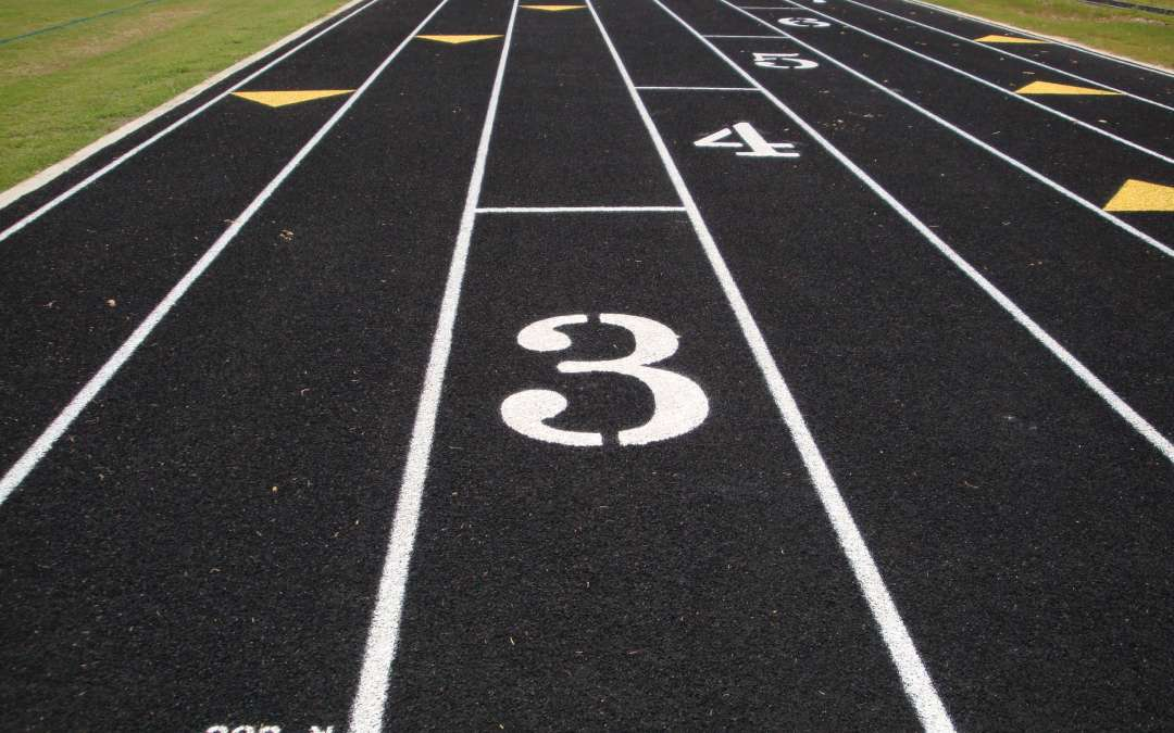 Track and fiels teams dominate Vermillion tri-meet