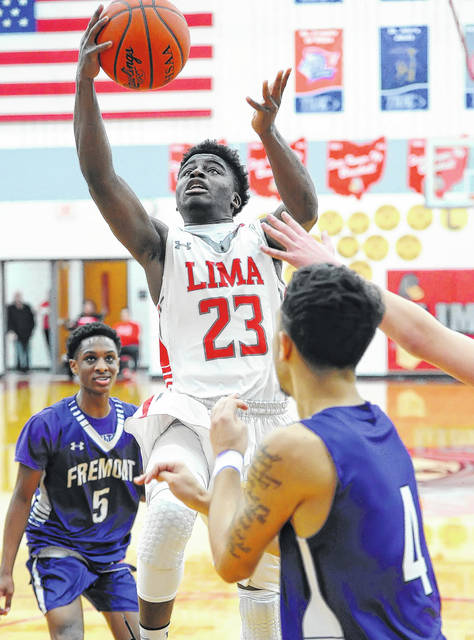 Boys Basketball Loses to Lima on the Road