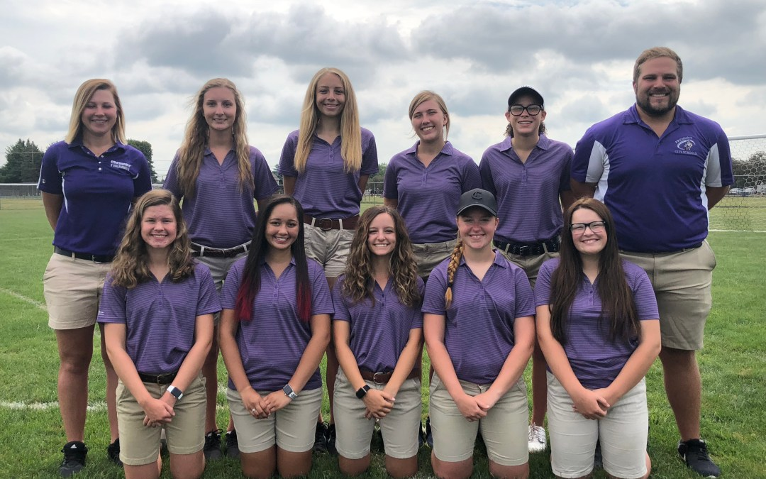 Lady Giant golf team sees progress and where it has yet to go