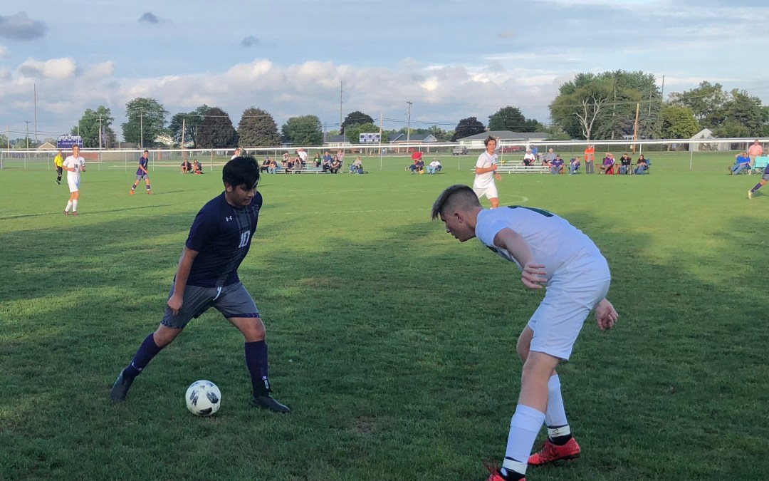 Little Giants can't turn pressure into tying goal in 2-1 loss to Clay