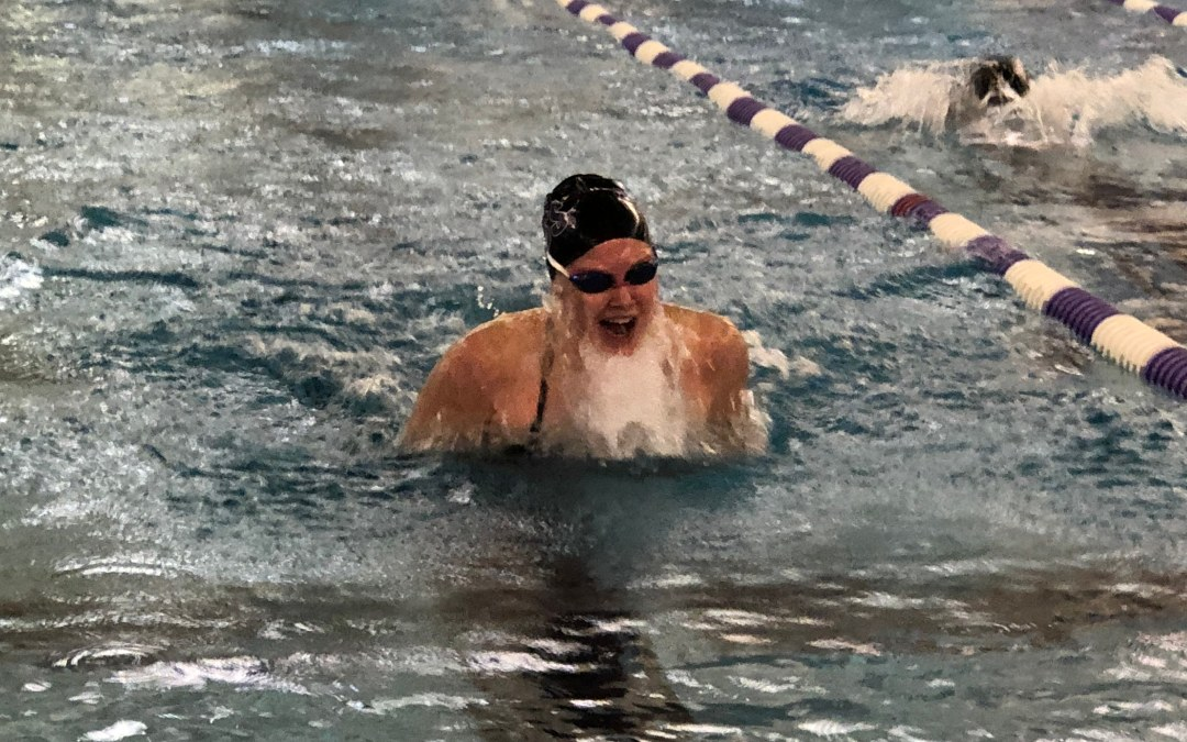 Boys swim get revenge on Perkins in dual meet; Lady Giants dominate