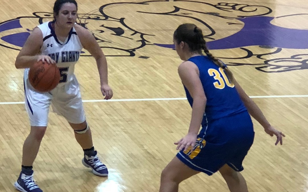 Olivia Baptista's 22 points lead Lady Giants to win over Findlay