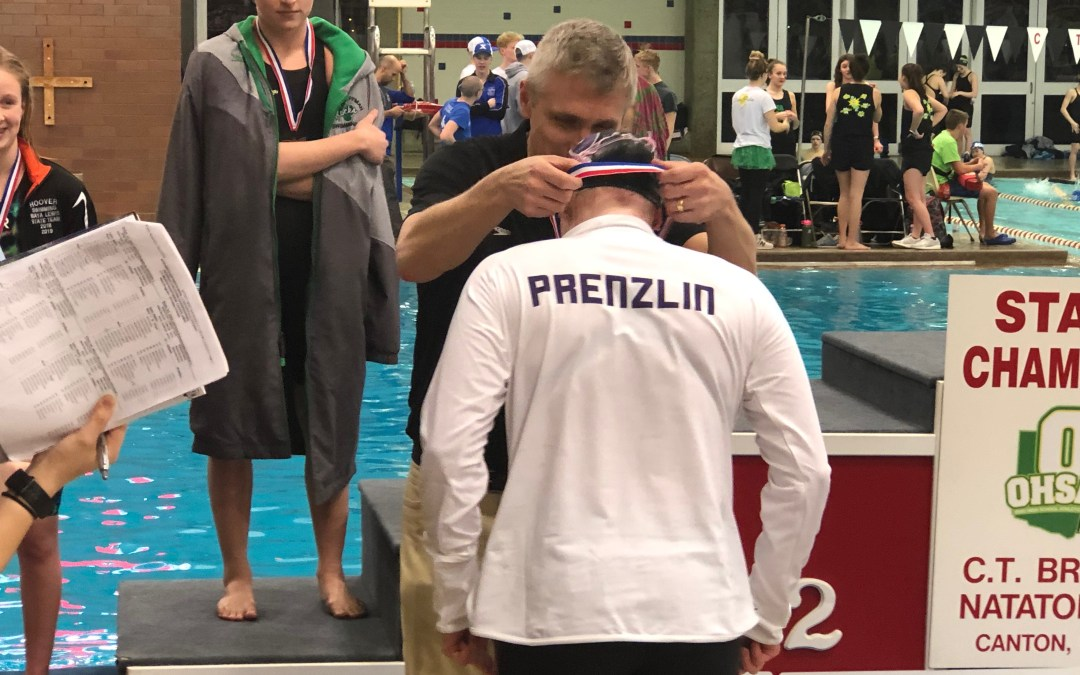 Ross sending 8 to state swim meet; Prenzlin and Gallagher as Top 5 seeds