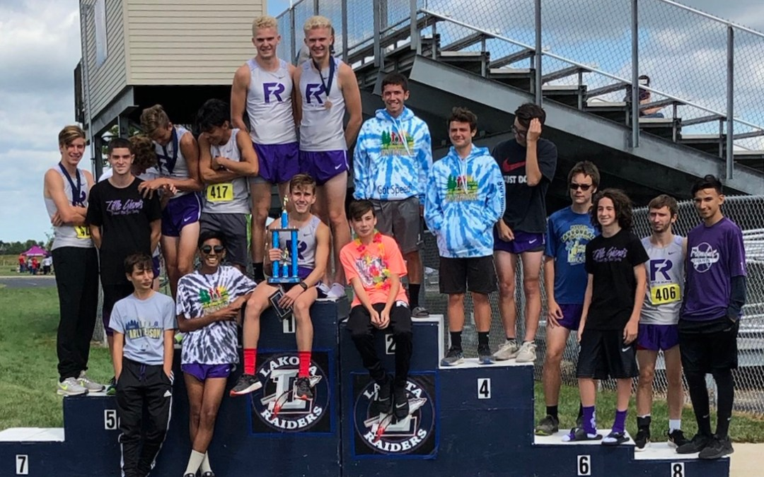 Zach Edmonds, McKela Elder win Lakota Invite; boys team takes 1st, girls win 2nd