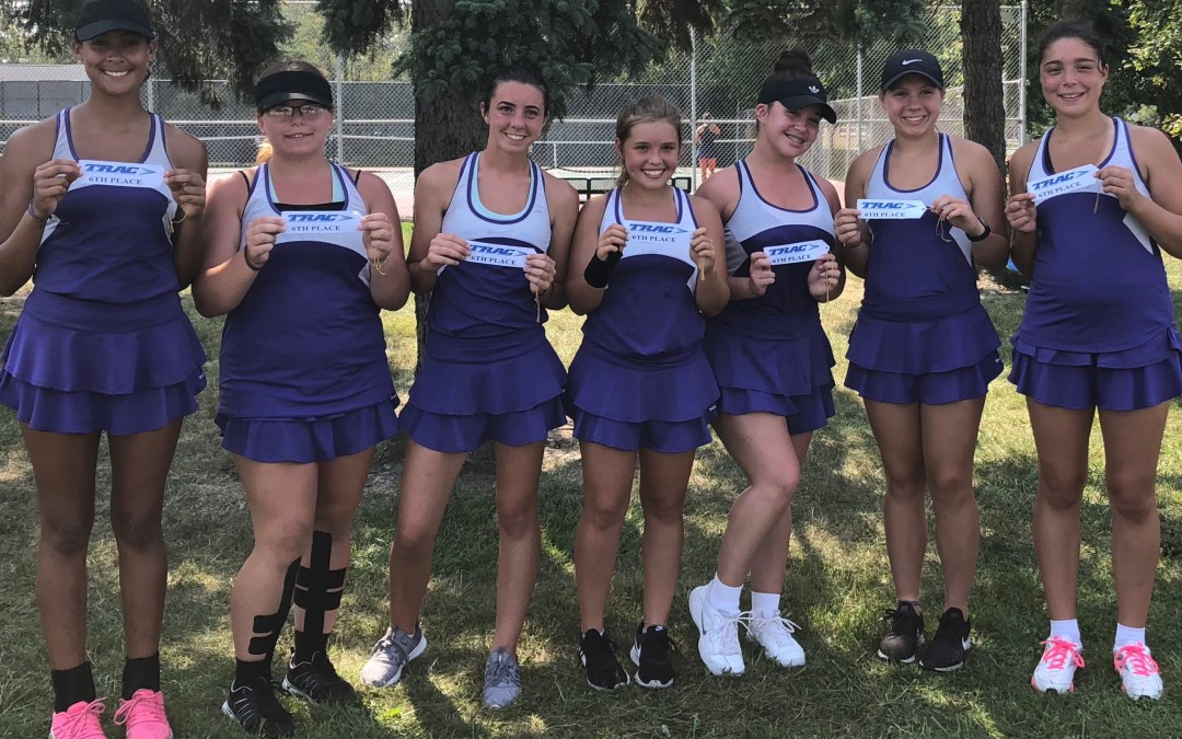 Lady Giants tennis clash with Whitmer at TRAC Tourney and come out on top