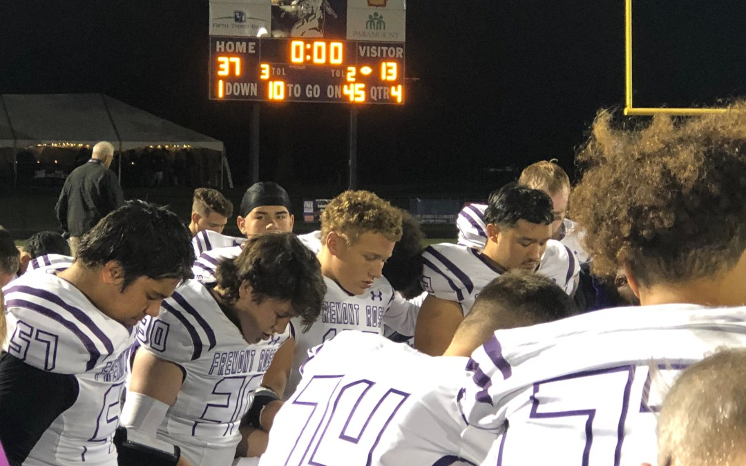 Little Giants fight to the end in 37-13 loss to St. John's