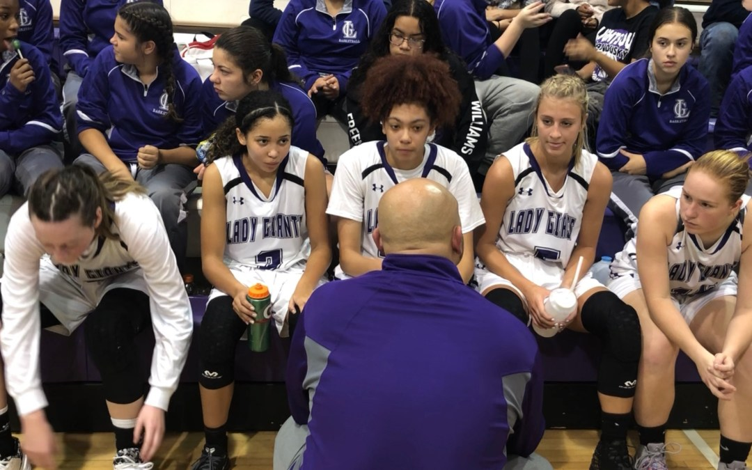 The Kids Are Alright: Freshmen duo shines in Lady Giant opener