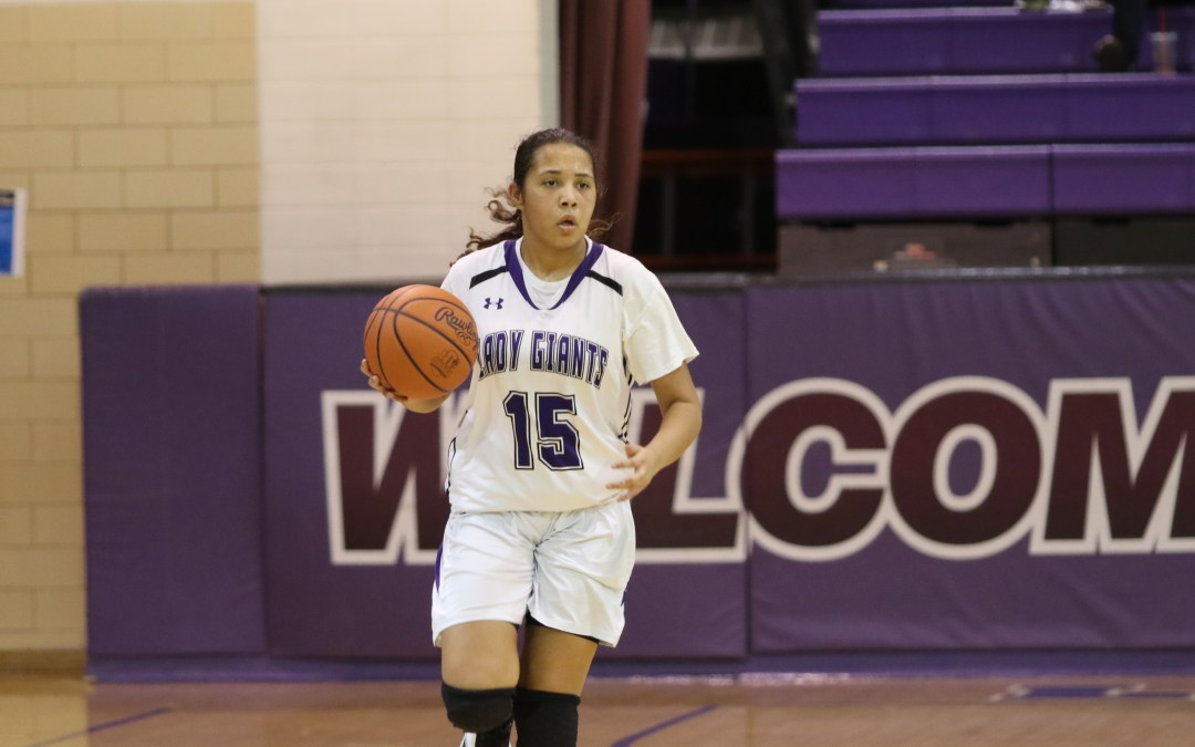 Girls Basketball moves to 9-2 on the season with win over Eastwood