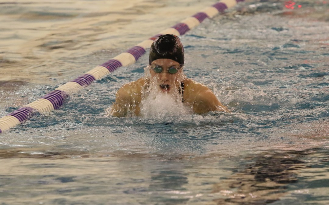 Aqua Giants swim to victory against Notre Dame and St. John's