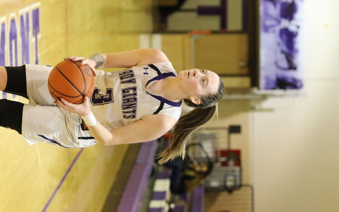 Baptista Records Her 1000th Point