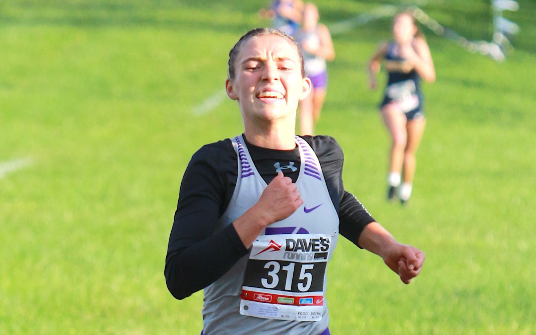 Syzmanowski, Kiser Lead Ross in TRAC Cross Country