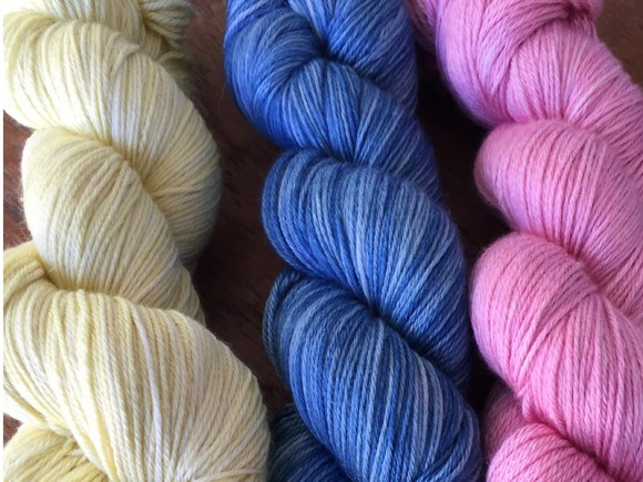 What Creativity Looks Like: Meet Barb—come over today to read about Barb from Spencer Hill Yarn. I loved learning her perspective on creativity. :)
