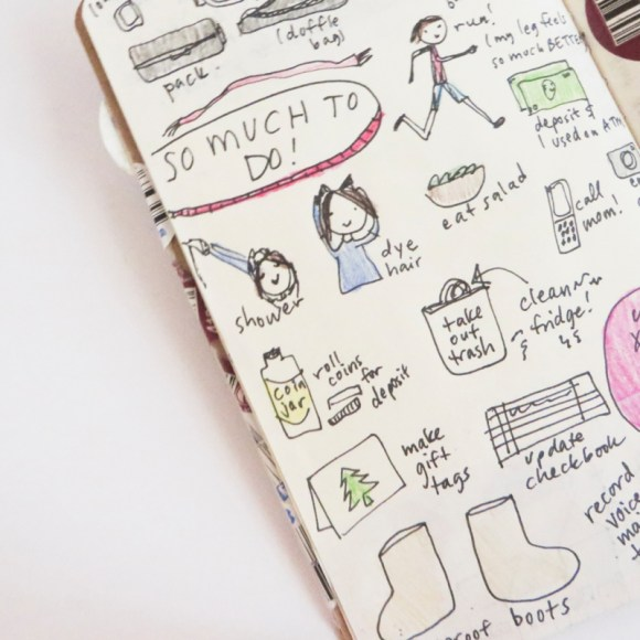 I love these journaling prompts, especially the ones with ideas of what to write and doodle in my bullet journal! A great list for bullet journaling, art journaling, and for those time when writer's block hits. Using these for my next creative retreat! :)