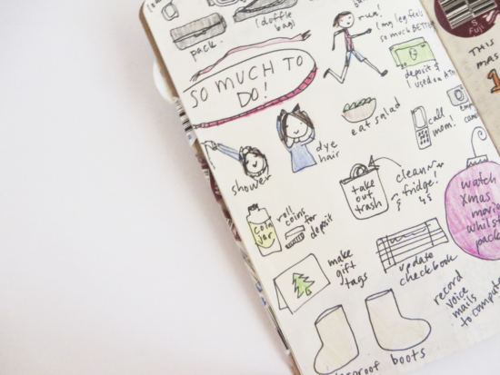 Here's your guide on how to start a happy journal today. What would you draw in your's?