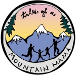 Tales of a Mountain Mama logo