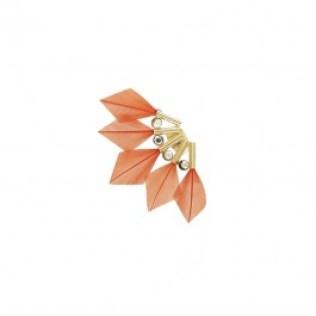 boucle-oreille-dore-corail-plume-mini_3