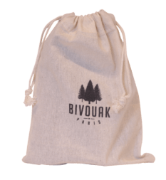 sac coton bivouak