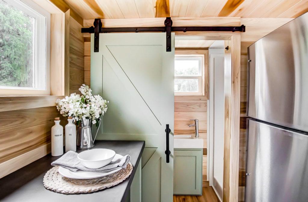 tiny house salle de bains