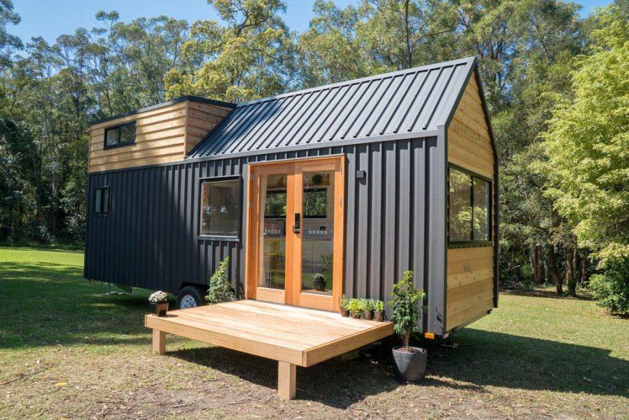 tiny house aménagement