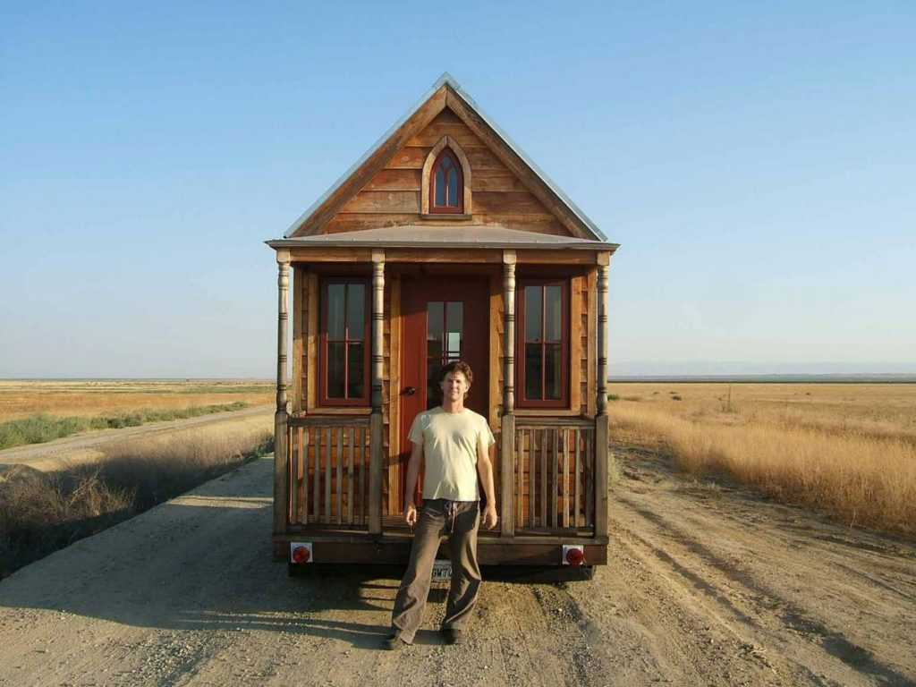 jay shafer inventeur tiny house
