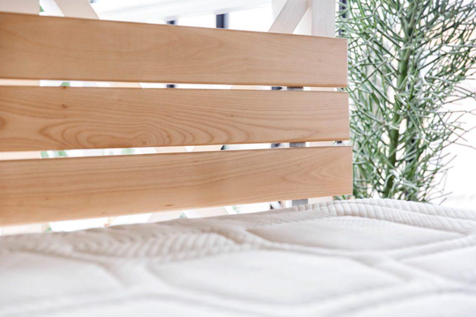 code promo kipli lit naturel écologique made in france sommier en bois