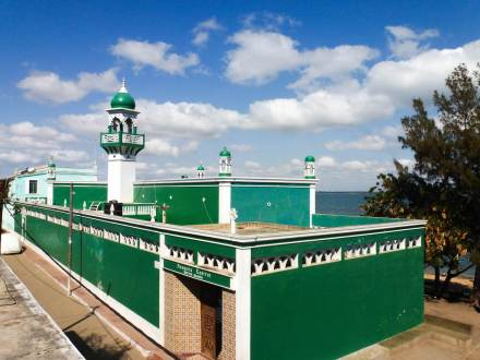 Mozambique-Island-mosque