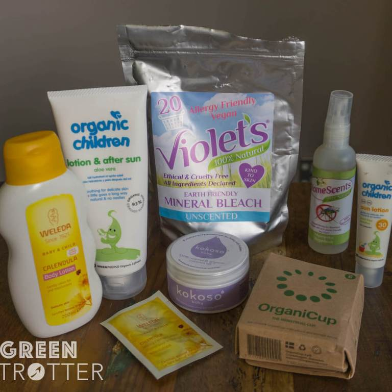 Eco-toiletries