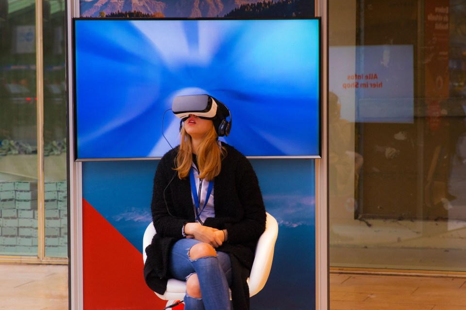 Transporting People Into Slaughterhouses With Virtual Reality