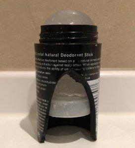 Well used PitRok deodorant