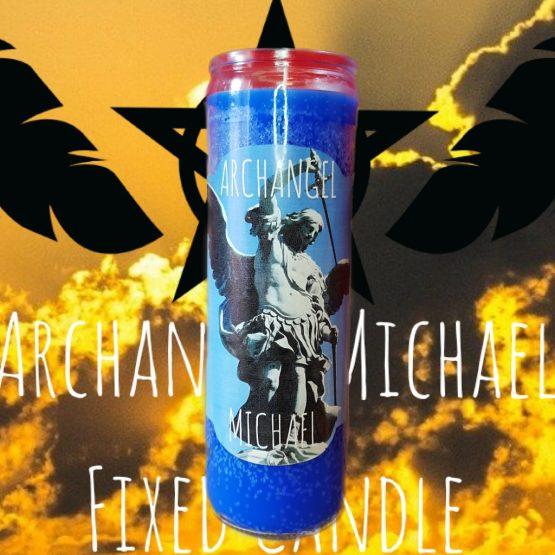 archangel michael candle