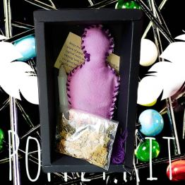 voodoo doll poppet kit