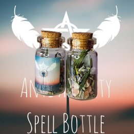 anti anxiety spell bottle