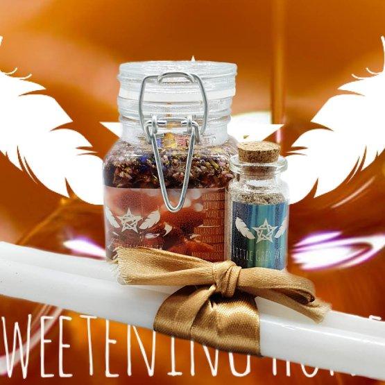 sweetening honey