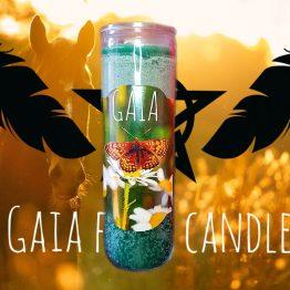 Gaia fixed candle