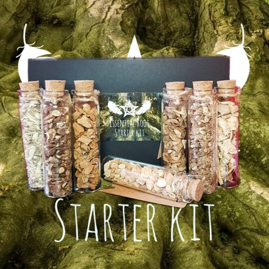 dried roots kit