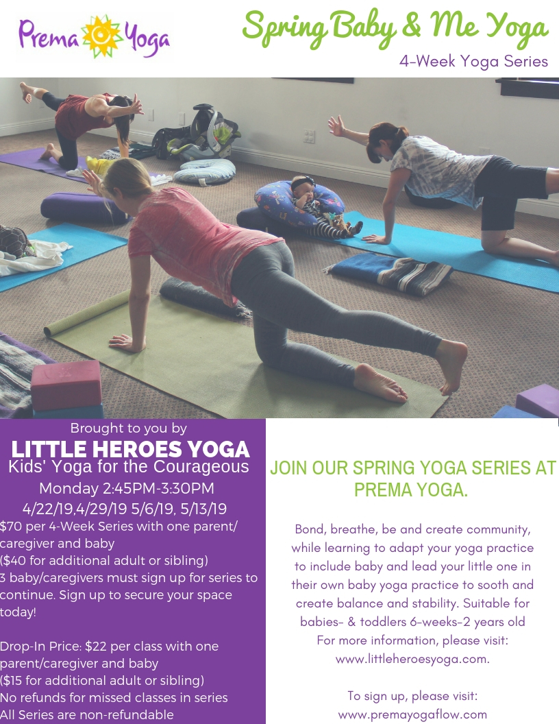 Public Classes and Workshops – Little Heroes Yoga