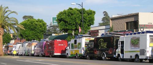 Food Trucks San Fernando Valley Ca