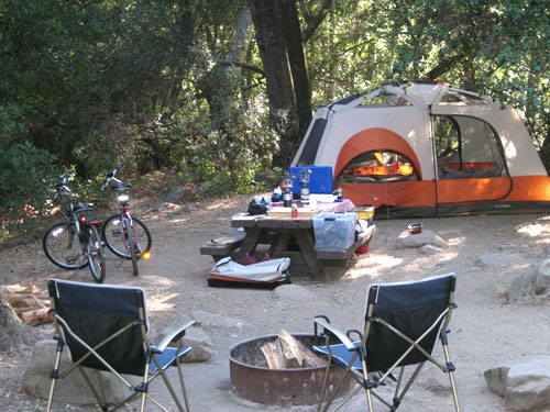 When Camping Turns Into Glamping Little House In The Valley