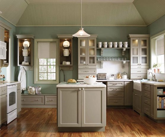 White Appliances As A Design Feature In The Kitchen Little House Of Could,Small Town Definition
