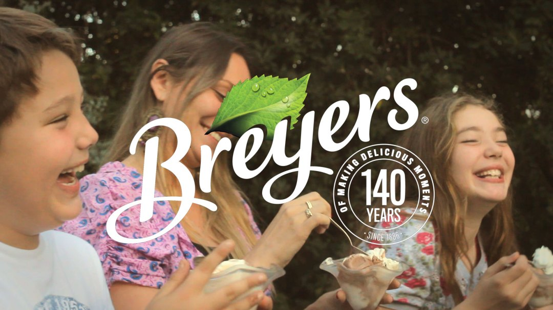 Breyer's – How do you get everyone together?