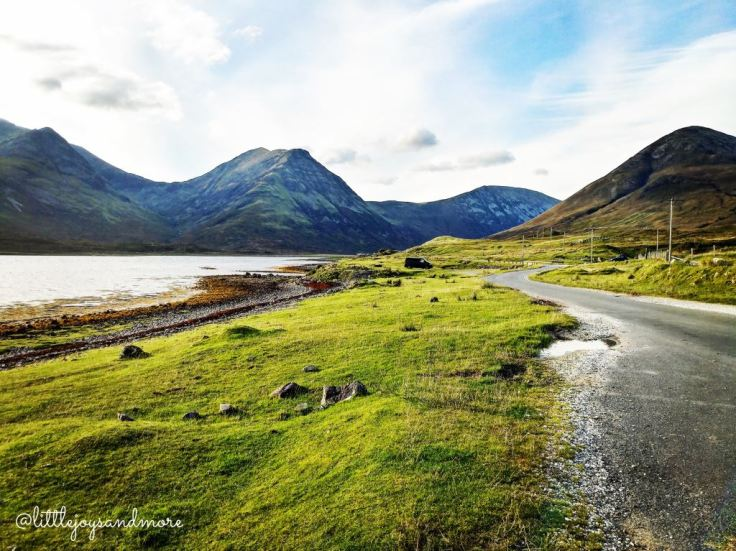Driving Route- Isle of Skye