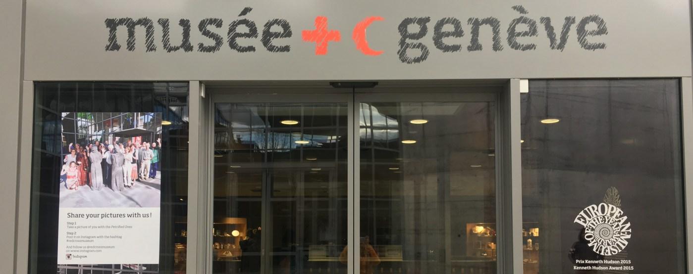 red cross museum geneva review