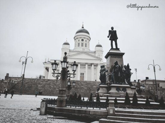 One day itinerary Helsinki
